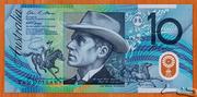10 Dollar -  avers