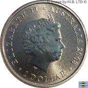 1 dollar Année du rat -  avers