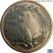 1 Dollar - Elizabeth II (4th Portrait - Kookaburra) -  revers