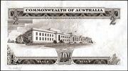10 Shillings (Commonwealth Bank) – revers