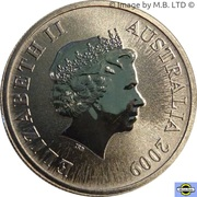 1 dollar Nouvelle-Galles du Sud – avers