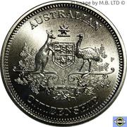 1 Dollar - Elizabeth II (5th Portrait - Citizenship) -  revers