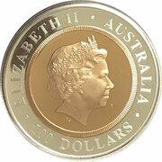 100 Dollars - Elizabeth II (4th portrait; The Sovereign) -  avers