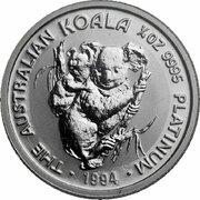 25 Dollars - Elizabeth II -  revers