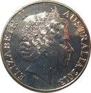 20 Cents - Elizabeth II (Ashes Cricket Since 1882) – avers