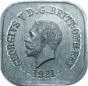1 Penny - George V (Kookaburra Pattern - Type 12a (Renniks 11a)) – avers