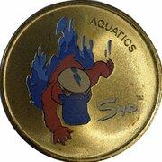 Sydney Olympics (Syd - Aquatics) -  avers