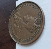 1 penny - George V -  avers
