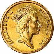 2 dollars - Elizabeth II (3e effigie) -  avers