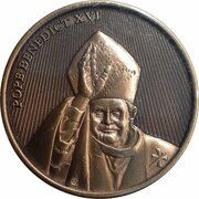 World Youth Day (Pope Benedict - Blessing the Faithful)r) – avers