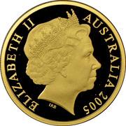 150 Dollars - Elizabeth II (Rare Birds - Malleefowl) -  avers