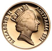 2 cents Elizabeth II (3e effigie) -  avers