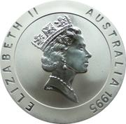 10 Dollars - Elizabeth II (Dawn Fraser-Living Legend) -  avers