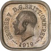 1 Penny - George V (Kookaburra Pattern - Type 3) – avers