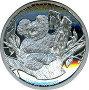 8 Dollars - Elizabeth II (Koala) -  revers