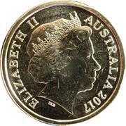2 Dollars - Elizabeth II (Jour du Souvenir) -  avers