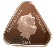 5 Dollars - Elizabeth II (Land, Sea & Air) -  avers