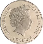 1 dollar Tursiops -  avers