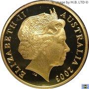 1 Dollar - Elizabeth II (4th portrait; Volunteers) -  avers