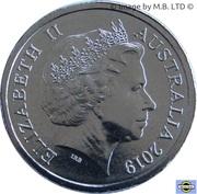 2 Dollar - Elizabeth II (100 Yrs repatriation) – avers