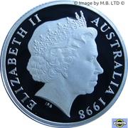 1 Dollar - Elizabeth II (Howard Florey) -  avers