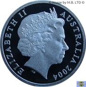 1 Dollar - Elizabeth II (Eureka Stockade) Silver Proof – avers