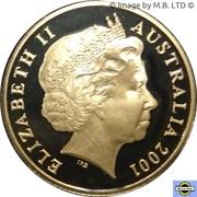 1 Dollar - Elizabeth II (Federation) -  avers