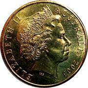 1 dollar Suffrage des femmes -  avers
