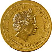 1 000 000 Dollars - Elizabeth II (