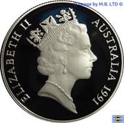 10 dollars Tasmanie -  avers