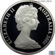 10 Cent - Elizabeth II (2nd portrait) Silver Proof -  avers