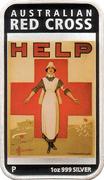 1 Dollar - Elizabeth II (Australian Red Cross) – revers