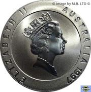 10 Dollars  Elisabeth II (Sydney Opera house) -  avers