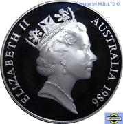 10 dollars Australie-Méridionale -  avers