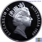 10 dollars Queensland -  avers