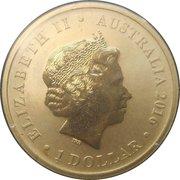 1 Dollar - Elizabeth II (Letters From Home) -  avers