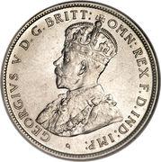 1 florin George V -  avers