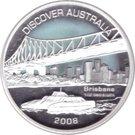 1 Dollar - Elizabeth II (Discover Australia - Brisbane) – revers