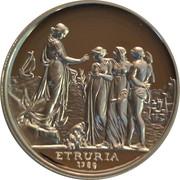 1 Dollar - Elizabeth II (4th Effigy - Sydney Cove Medallion) -  revers