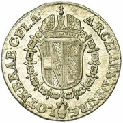 10 liards Joseph II – revers