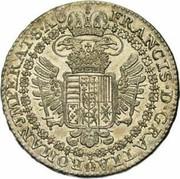 ½ couronne François I – avers
