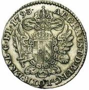 14 liards François II – revers