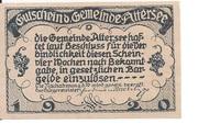 10 Heller (Attersee) – revers