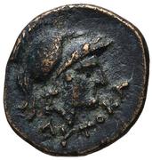 Bronze Æ10 (Autokane) – revers