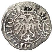 1 kreuzer Frédéric III (Vienne) – avers