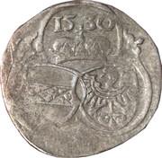 2 pfennig Ferdinand I (Graz pour Carniole) – avers