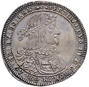 ½ thaler Ferdinand III (Vienne) -  avers