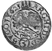 3 kipper kreuzer Ferdinand II (Vienne)