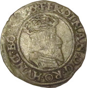 3 kreuzer - Ferdinand I (Vienne) -  avers