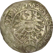3 kreuzer - Ferdinand I (Vienne) -  revers